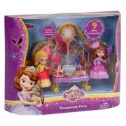 Set joaca Sofia Dancing Sisters - Mattel