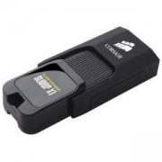 Флаш памет Corsair Flash Voyager Slider X1 USB 3.0 128GB, Capless Design, Read 130MBs, Plug and Play, CMFSL3X1-128GB