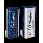 Whisky scoth Ballantine's Finest 70 ml cutie metal