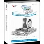 SOFTWARE V3+TPV+SAT+RMA LICENCIA ELECTRO 5 USUARIO marca V3 SOFTWARE - Inside-Pc