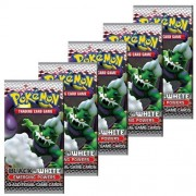 Pokemon Cards - BW EMERGING POWERS - Booster Packs (5 pack lot)
