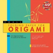 Folding Paper Origami (Small) by Tuttle Publishing