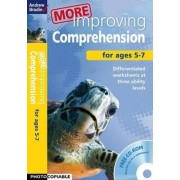 More Improving Comprehension 5-7 by Andrew Brodie