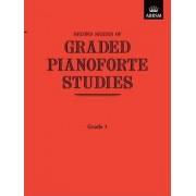 Graded Pianoforte Studies, Second Series, Grade 1 by ABRSM