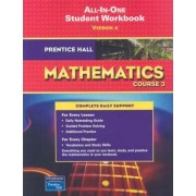 Prentice Hall Math Course 3 Student Workbook 2007c by Randall I. Charles