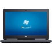Laptop Dell Precision 7510 Xeon E3-1535Mv5 1TB+256GB 16GB M2000M 4GB Win10 FHD