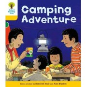 Oxford Reading Tree: Level 5: More Stories B: Camping Adventure by Roderick Hunt