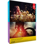 ADOBE Photoshop Elements & Premiere Elements 15 - Education - Mac/Windows