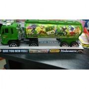 ben10 motor truck pull back toy