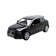 Audi A1 Black die cast car model 1/24 by BBurago 21058