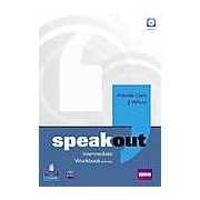 Speakout Intermediate Workbook with Key and Audio CD
