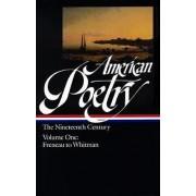 American Poetry: The Nineteenth Century, Volume 1 by Professor John Hollander