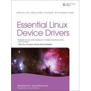 Essential Linux Device Drivers by Sreekrishnan Venkateswaran