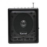 MD-606UK - мини аудио система с радио и LED фенер