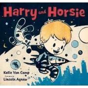 Harry and Horsie by Katie Van Camp
