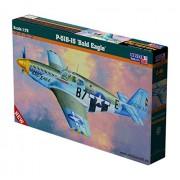 Signor Craft Douglas C-54 - Kit Modello P-51 B 15 Bald Eagle