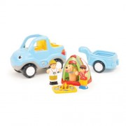 WOW Ryan's Road Trip - Holiday & Adventure (7 Piece Set)