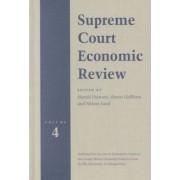 The Supreme Court Economic Review: v. 4 by Ernest Gellhorn