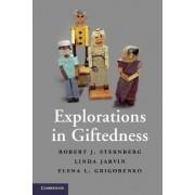Explorations in Giftedness by Robert J. Sternberg