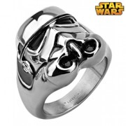 Star Wars 3D Stormtrooper Ring