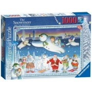 The Snowman And The Snowdog Puzzle 1000 Pcs by Ravensburger