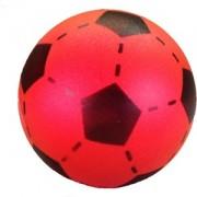 Foam Voetbal Rood (20cm)