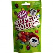 The Jelly Bean Factory Jelly Bean super sours 113 g
