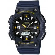Ceas barbatesc Casio AQ-S810W-2AVEF Collection Solar Cronograf 10 ATM 46 mm