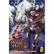 Monster Hunter: Flash Hunter, Vol. 3 by Keiichi Hikami