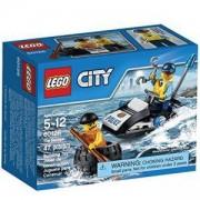 Конструктор ЛЕГО СИТИ БЯГСТВО С ГУМА, LEGO City Tire Escape, 60126