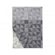 Shape ullfilt 130 x 180 cm grey, Klippan Yllefabrik