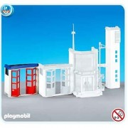 Playmobil 7465 Fire Station Extension