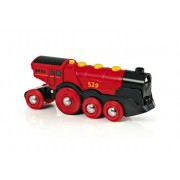 Mighty Red Action Locomotive by Brio