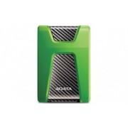 Disco Duro Externo Adata HD650X, 1TB, USB 3.0, Verde, A Prueba de Agua, Polvo y Golpes - para Mac/PC