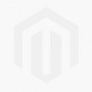 Dupla szives ezüst gyűrű zöld cirkónia kristállyal-9