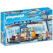 Playmobil City Action 5338 set de juguetes - sets de juguetes (Acción / Aventura, Airport, Niño, Azul)