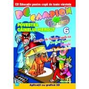 PC Campion - nr. 06 - Povestea cainelui pierdut
