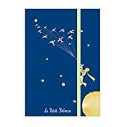 Le Petit Prince Carnet Rigide Bleu Foncé