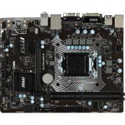 Placa de baza MSI B150M PRO-VD Intel LGA1151 mATX