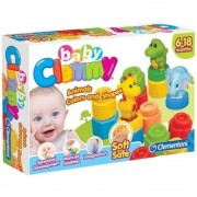 Baby Clemmy - Set animale, culori si forme