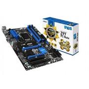 MSI Z97 PC Mate ATX 1150 Scheda Madre, Nero/Antracite
