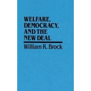Welfare, Democracy and the New Deal by William R. Brock