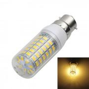B22 12W 1000lm luz blanca caliente 69-SMD LED lampara del maiz (ac 220 ~ 240V)