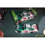 Dale Earnhardt Jr #88 AMP Energy Mountain Dew National Guard Motorsports Authentics Pit Stop Edition Car of Tomorrow Today COT 1/24