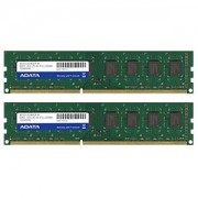 Memorie AData Premier 16GB (2x8GB) DDR3, 1600MHz, PC3-12800, CL11, Dual Channel Kit, AD3U1600W8G11-2