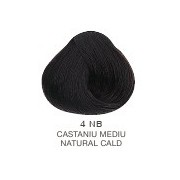 Vopsea Permanenta Evolution of the Color Alfaparf Milano - Castaniu Mediu Natural Cald Nr.4NB
