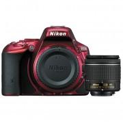 Nikon D5500 Rood + AF-P DX 18-55mm F/3.5-5.6G VR