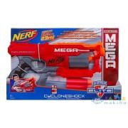 Nerf N-Strike Mega: Cycloneshock Szivacslövő Fegyver (Hasbro, A9353)