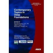 Contemporary Topics in Deep Foundations by Magued Iskander