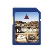 Карта памет Kingston SD Card 8 GB